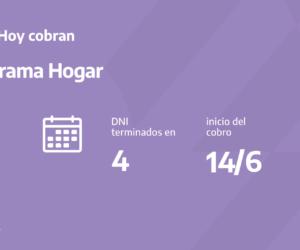 Calendario Hogar